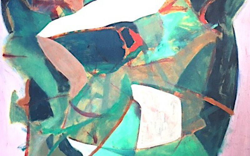 Kolumbán Zsolt festőművész kiállítása
