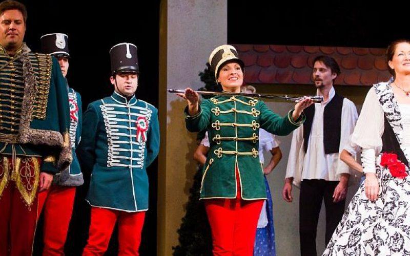 Kamaraszínház: Mária főhadnagy – nagyoperett