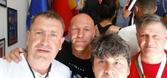 Erdőhegy-Kisjenő íjászai Isztambulban szavaztak