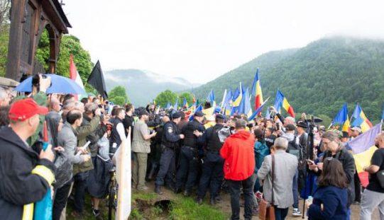 Az úzvölgyi történések felelősei ellen tett feljelentést a Magyar Polgári Párt