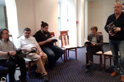 Aradi és testvérvárosi írók találkozója: Kötőszavak 4