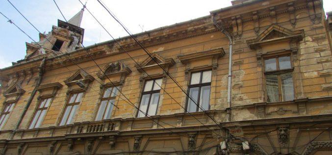 Megállíthatatlan a belvárosi épületek állagromlása