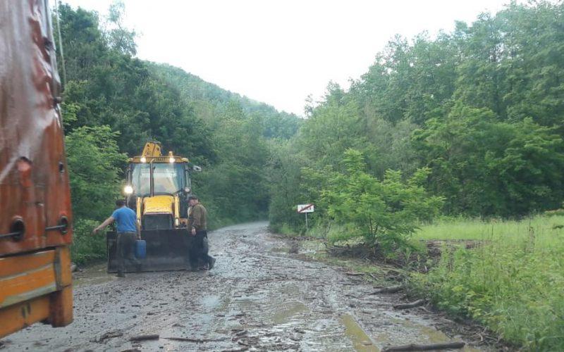 Árvíz a megyében: gyorssegély útjavításokhoz