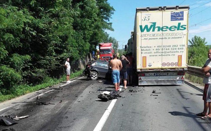 Halálos baleset a Maros-völgyében
