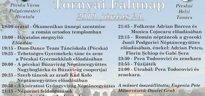 Tornyai Falunap