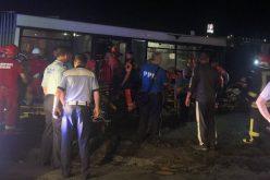 Súlyos baleset: a buszsofőr volt a hibás