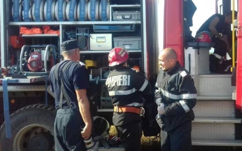 Szombat: négy tűzeset, egyik a személyvagongyárban