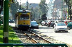 Szombaton nem közlekednek a villamosok az UTA-Cpt.Ignat szakaszon