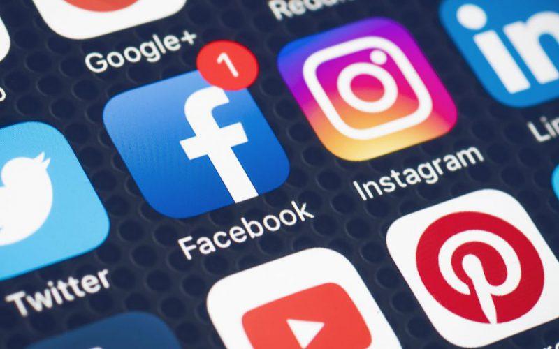 Gond van a Facebooknál, Messengernél, Instagramnál