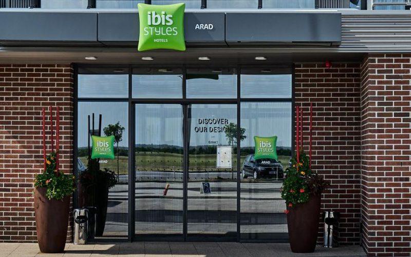 Gazdát cserél Aradon az Expo melletti Ibis Styles hotel