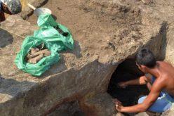 Fazekasok lakta középkori falura bukkantak Pécskán