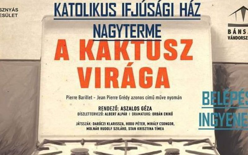 Színházi előadás Kisjenőben