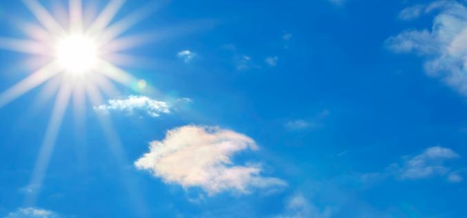 Forrósodik a hangulat: hétfőn 38 C-fok is lehet
