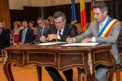 Nincs a szomszédban, de miénk: új testvérvárosa lett Aradnak