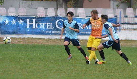 Kupameccs: Pécska-Kisjenő 2-3