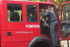 Tűz volt a Vlaicu-negyedben