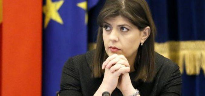 Már csak formalitás Laura Codruţa Kövesi kinevezése az Európai Ügyészség élére