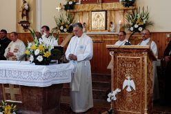 Szent Mihály ünnepe Kisjenőben