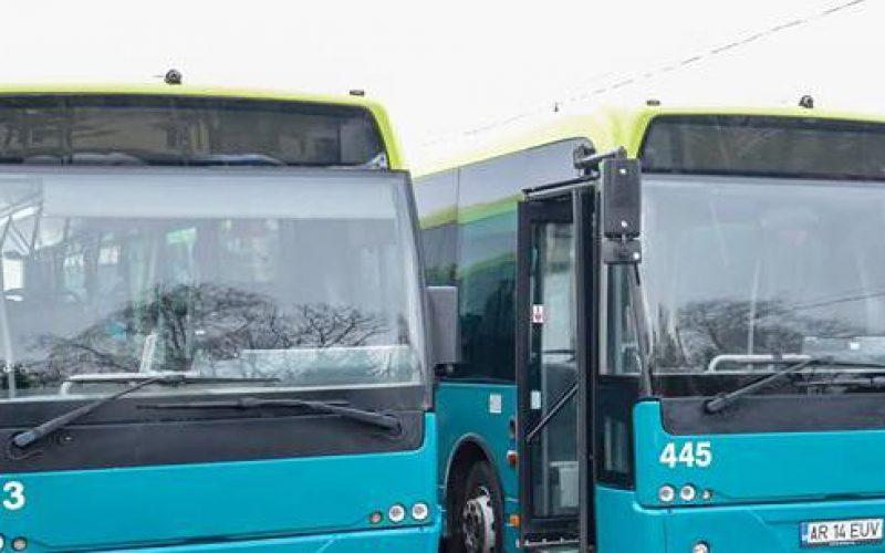 Decembertől leállnak a CTP megyei buszjáratai