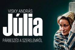 Ráckevei Anna Júliája az Aradi Kamaraszínház műsorán