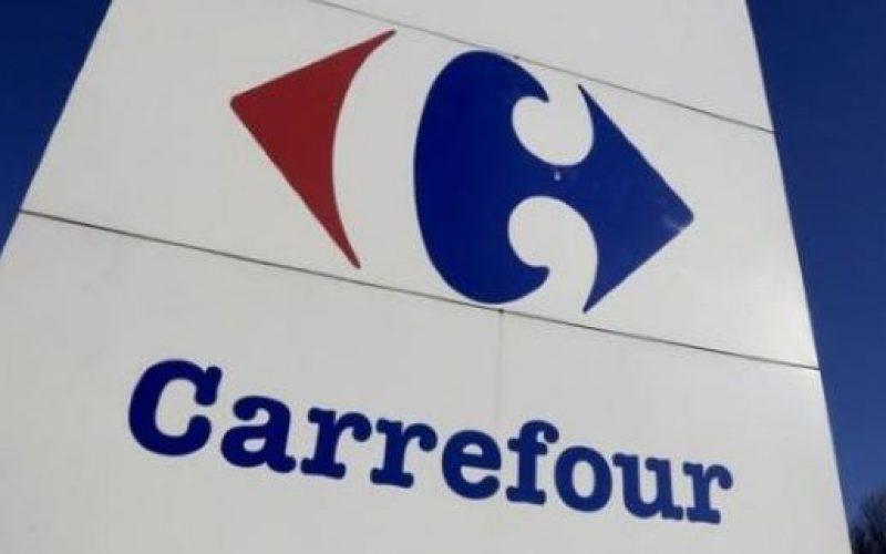 Kosz, ócska konyhai gépek, kétes minőségű termékek a Carrefour láncnál