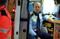 Korábban megbüntette, most bosszúból elsodorta autójával a helyi rendőrt