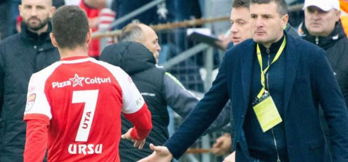 Ennyire futotta ma: FC Argeş-UTA 0-0