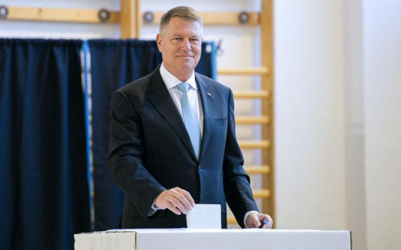 Exit-poll: Iohannis győzött az első fordulóban