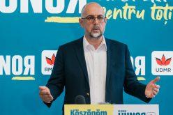 Kelemen Hunor megmondta, miként szavazzanak a magyarok a második fordulóban