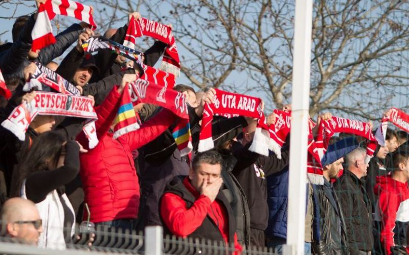 Temesvári csendőregységet is bevetnek az UTA-Petrolul meccsre