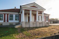 Eladó Simándon Urbán báró udvarháza