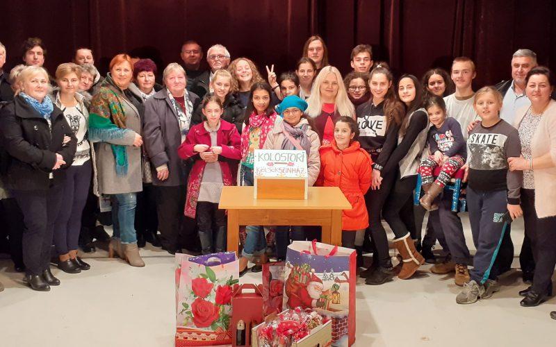 Dévai gyerekek vendégszereplése Pécskán