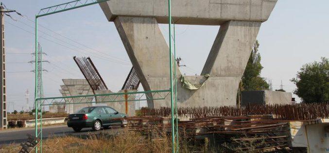 Pistru: jövőre sem lesz kész a mikelakai vasúti felüljáró