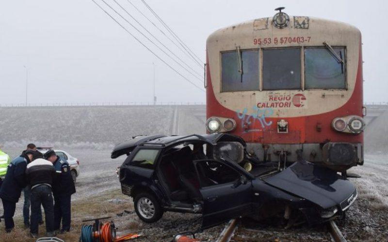 Halálos vonatbaleset