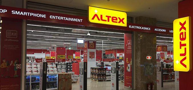 Aradon nyitja legnagyobb üzletét az Altex