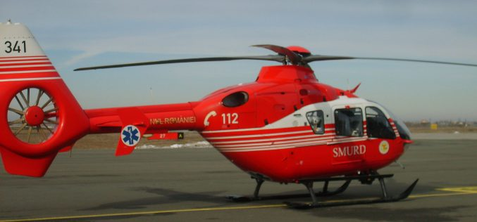 Éjjel is bevethető az aradi SMURD-helikopter