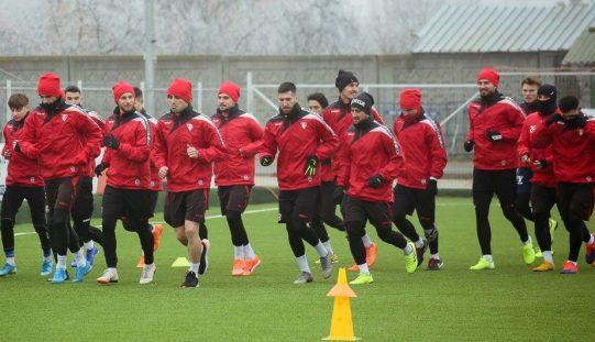 Az UTA kéthetes törökországi edzőtáborban (is) készül