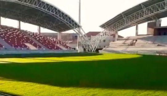 Egyetlen cég pályázott az UTA-stadion befejezésére