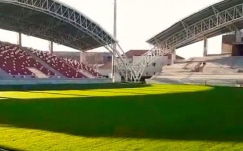 Tényleg a Drast Company fejezi be az UTA-stadiont