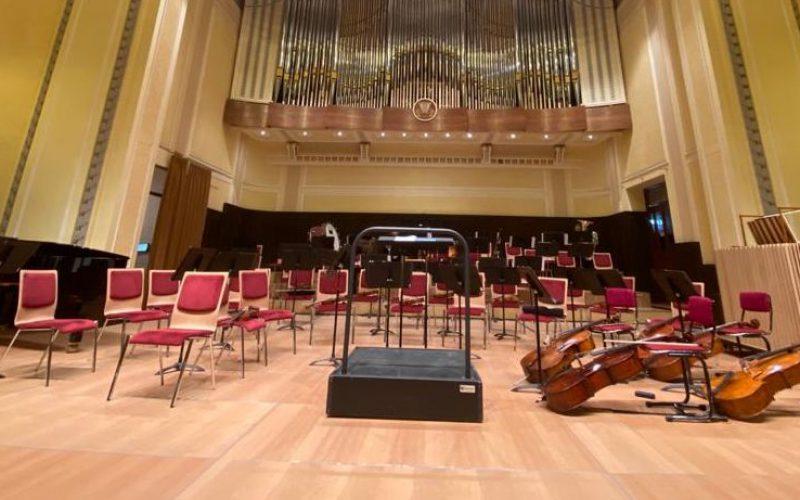 Kényszer-házifogságban az aradi filharmonikusok