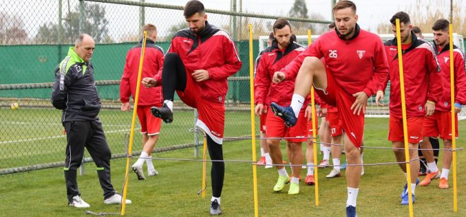 Luxemburgi csapat lesz az UTA első ellenfele az edzőtáborban