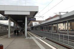 Aradon keresztül egy vonat sem közlekedik Románia és Magyarország között