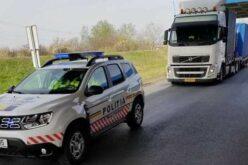 Konvoj Nagylaknál: katonai modul kórház érkezett