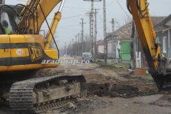 Folytatódik több megyei út felújítása