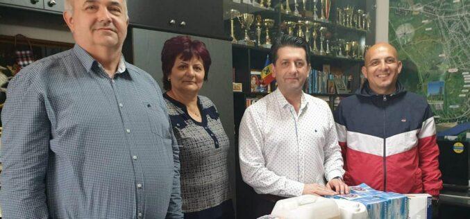 Pécska köszöni a Dél-Békés Mentőcsoport segítségét