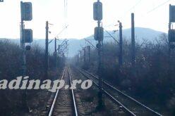 Felfüggesztik a vonatközlekedést Radna és Piski között