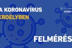 A koronavírus Erdélyben felmérés: pesszimista jövőkép
