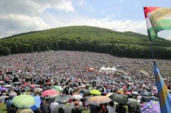 Hungarikummá nyilvánították a csíksomlyói pünkösdi búcsút