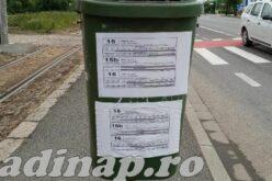 CTP-stílus: menetrend a hulladékgyűjtőn
