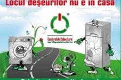 Elektromos hulladék gyűjtése Pécskán